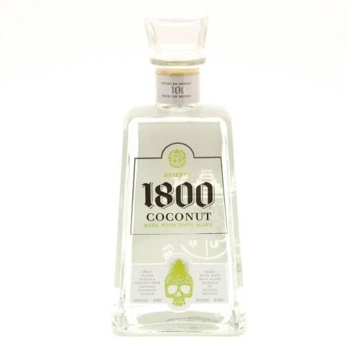 1800 Coconut Tequila 1 liter