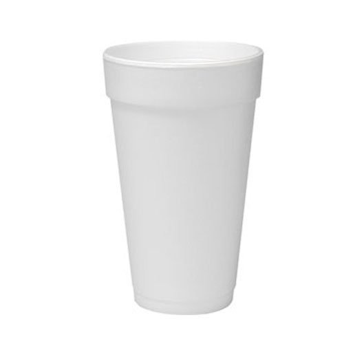 Foam cups - 20 count