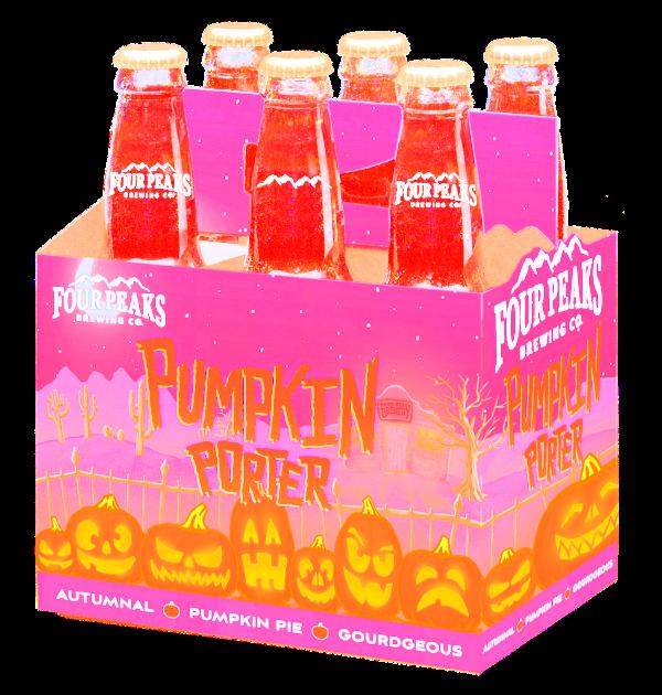 Four Peaks - Pumpkin Porter - 6-pack, 12oz bottles