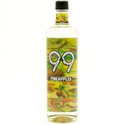 99 - Pineapple Liqueur - 750ml