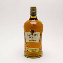 Bacardi - Gold Original Rum - 1.75L