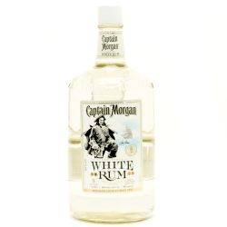 Captain Morgan - White Rum - 1.75L