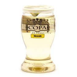 Copa Di Vino - Moscato Wine - 187ml