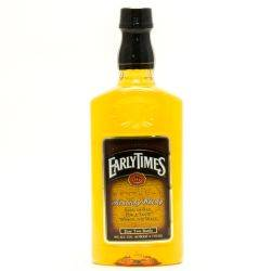 Early Times - Kentukey Whiskey - 750ml
