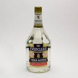 Everclear - Grain Alcohol - 1.75L