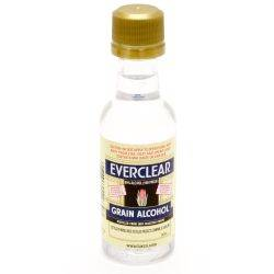 Everclear - Grain Alcohol - Mini 50ml