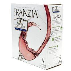 Franzia - White Zinfandel - Box Wine...