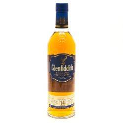 Glenfiddich - 14 Years Old Single...