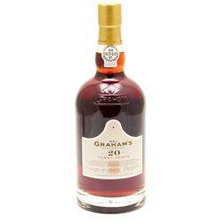 Graham's - 20 Tawny Porto - 740ml