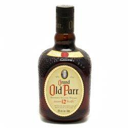 Grand Old Parr - Aged 12 years -...