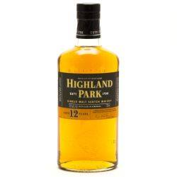 Highland Park - Aged 12 Years -...