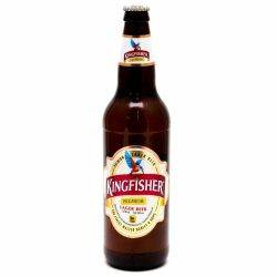 Kingfisher - Lager Beer - 22oz Bottle