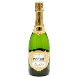 Korbel - Extra Dry Champagne - 750ml