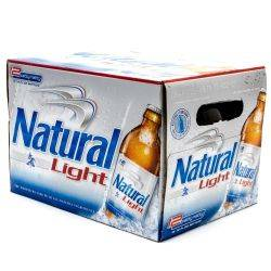 Natural Light - Beer - 12oz Bottle -...