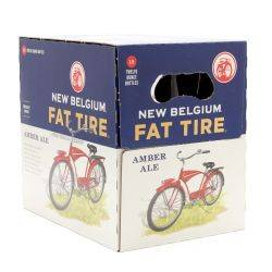 New Belgium - Fat Tire Ambr Ale -...