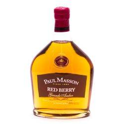 Paul Masson - Red Berry - Grand Amber...