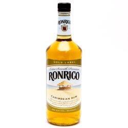 Ronrico - Caribbean Rum - 750ml