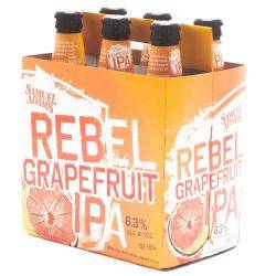 Samuel Adams - Rebel Grapefruit IPA -...
