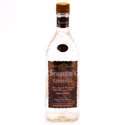 Seagram's - Expresso Vodka...