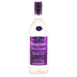 Seagram's - Wild Grape Vodka -...