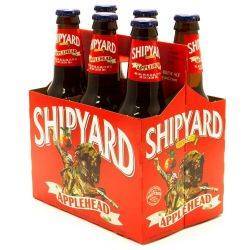 Shipyard - Apple Head - 12oz Bottle -...