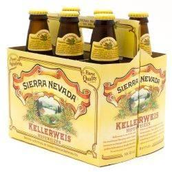 Sierra Nevada - Kellerweis Hefeweizen...