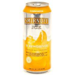 Smirnoff Ice - Screwdiver Premium...