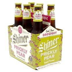 Spoetzl - Shiner - Pirckly Pear...