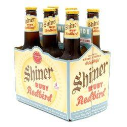 Spoetzl - Shiner - Ruby Reb Bird -...