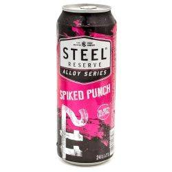 Steel Reserve - Spiked Punch Malt...