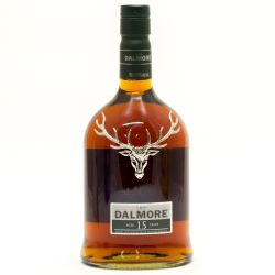 The Dalmore - Aged 15 Yearrs -...