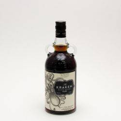 The Kraken - Black Spiced Rum - 750ml