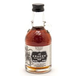 The Kraken - Black Spiced Rum - Mini...