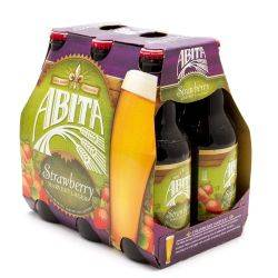 Abita - Strawberry Harvest Lager -...