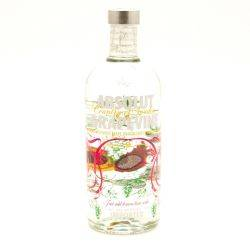 Absolut - Grapevine  Vodka - 750ml