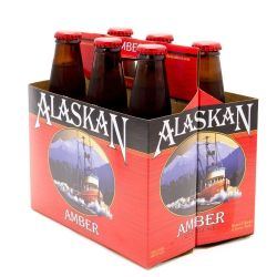 Alaskan - Amber Ale - 12oz Bottle - 6...