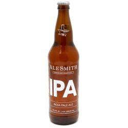 Ale Smith - IPA - 22oz Bottle