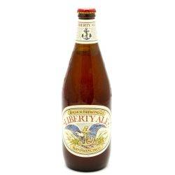 Anchor - Liberty Ale - 22oz Bottle