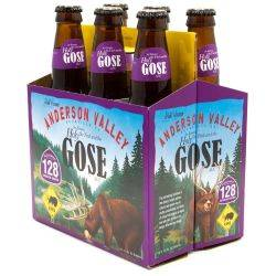 Anderson Valley - Holy Gose Ale -...