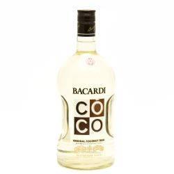 Bacardi - Coco - Coconut Rum - 1.75L