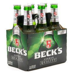Beck's - German Beer - 12oz...