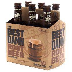 Best Damn Root Beer - 12oz Bottle - 6...