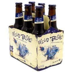 Blue Dawg - Wild Blue Lager - 12oz...
