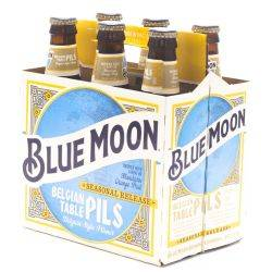 Blue Moon - Belgian Table Pils - 12oz...