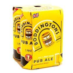 Boddingtons - Imported Pub Ale - 16oz...