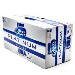 Bud Light - Platinum - 12oz Slim Can...