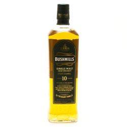 Bushmills - Aged 10 Years - Single...