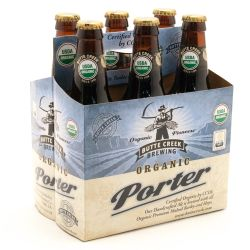 Butte Creek - Organic Porter - 12oz...