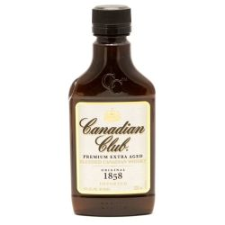 Canadian Club - Canadian Whiskey - 200ml