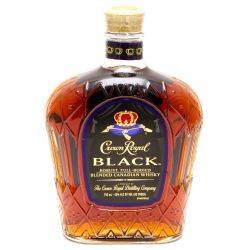 Crown Royal - Black Blended Canadian...